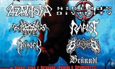 warriors of metal 2015