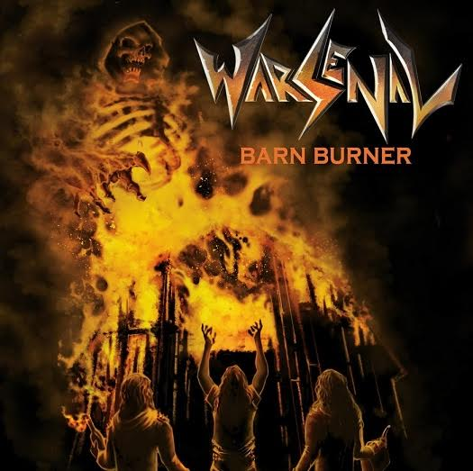 warsenal - barn burner - 2015