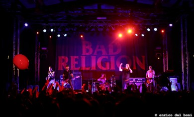 Bad Religion - Bologna - 2015