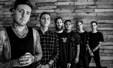 Chelsea Grin - band - 2015
