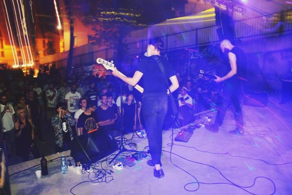 Esben And The Witch - Rock Valley 2015 - 2015
