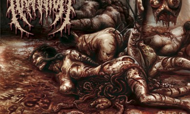 Kraanium  - Chronicles Of Perversion - 2015