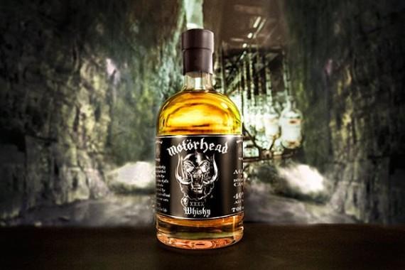Motörhead Whisky - 2015