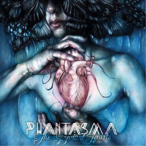 PHANTASMA - The Deviant Hearts - 2015