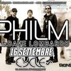 Philm + Bombardo + Signs Preyer + Nineleven