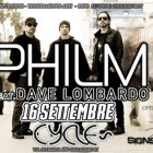 Philm + Bombardo + Signs Preyer + Nineleven