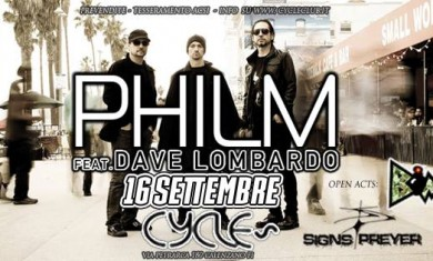 Philm - Flyer - 2015