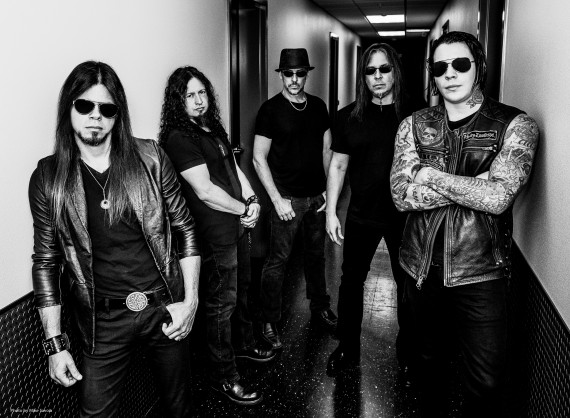 Queensryche - foto intervista 2 - 2015
