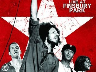 RAGE AGAINST THE MACHINE - Live At Finsbury Park - 2015