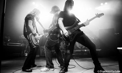 black stone cherry - live milano - 2014