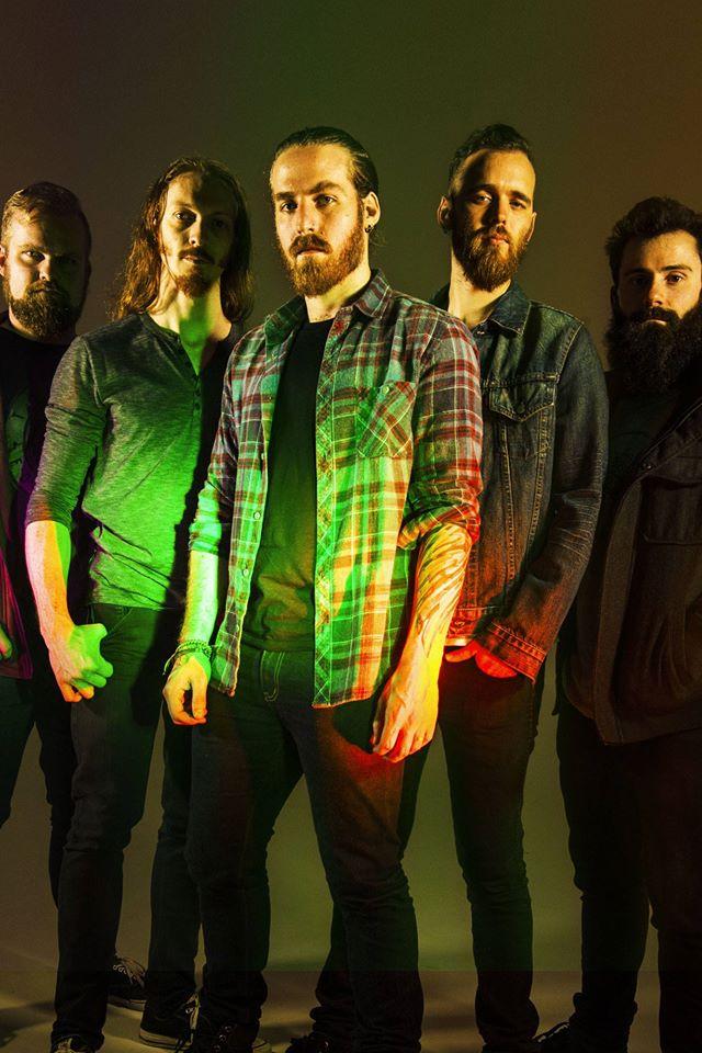 caligula's horse - band - 2015