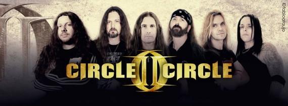 circle II circle - band - 2015