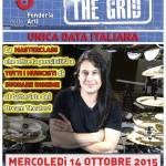 DREAM THEATER: masterclass di Mike Mangini a Roma