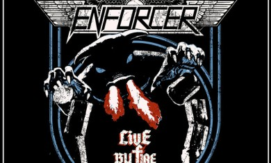 enforcer - live by fire - 2015