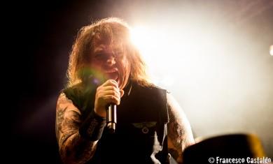 Exodus - Steve Souza live @ Metalitalia.com Festival 2015