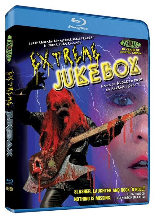 extreme jukebox - blueray - 2015