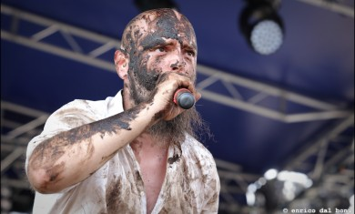 Finsterforst - live Fosch Fest 2015