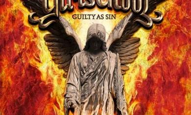 girlschool - guilty as sin - 2015