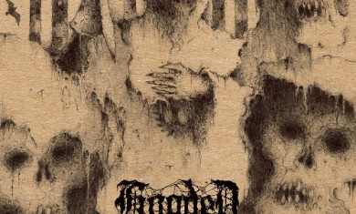 hooded menace - darkness drips forth - 2015