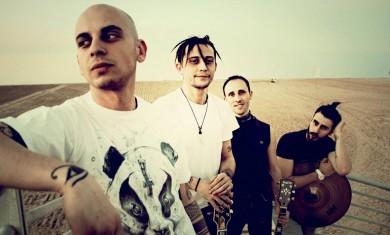 l'alba di morrigan - band - 2015