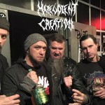 MALEVOLENT CREATION, GRAVE, PENTAGRAM Chile: una data in Italia