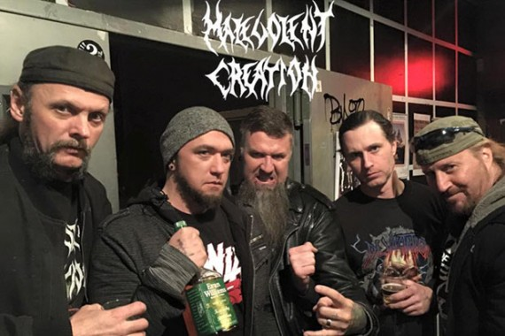 malevolent creation - band