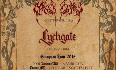 nightbringer - tour 2015