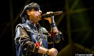 Scorpions - Klaus Meine live Piazzola sul Brenta 2014