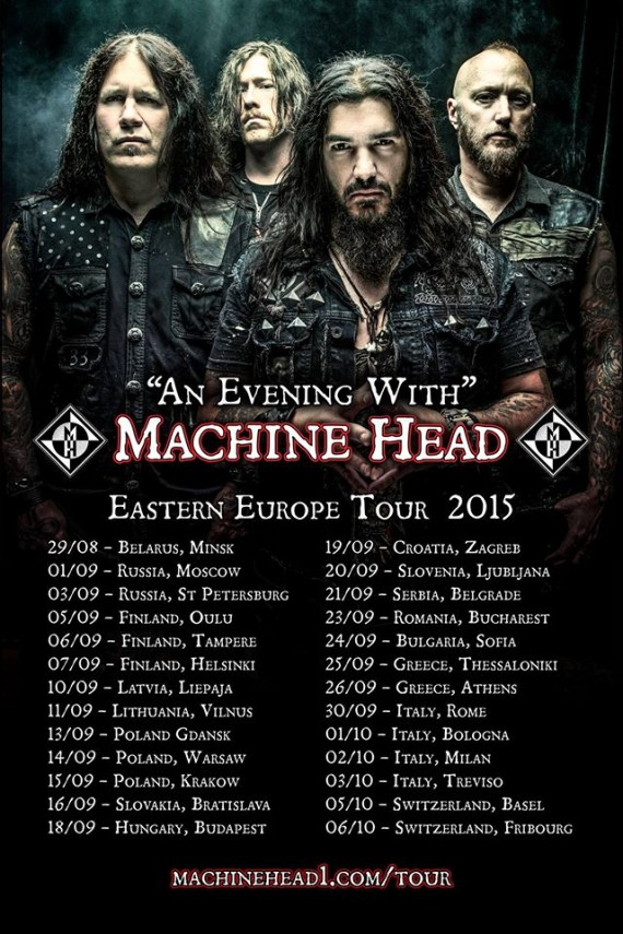 machine head-a night with-2015