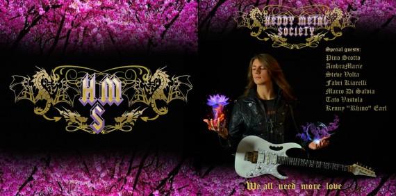 Heddy - Metal - Society - 2015