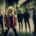 "MICHAEL MONROE: il video di ""Goin' Down With The Ship"""