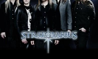 Stratovarius - locandina trezzo 2015