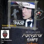 THOMAS SILVER: biglietti omaggio