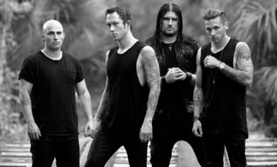 Trivium - Band Promo - 2015