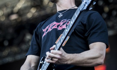alter bridge - mark tremonti live milano - 2014