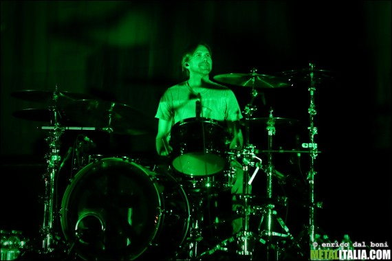 bad religion - Brooks Wackerman - 2015