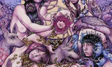 baroness - purple- 2015