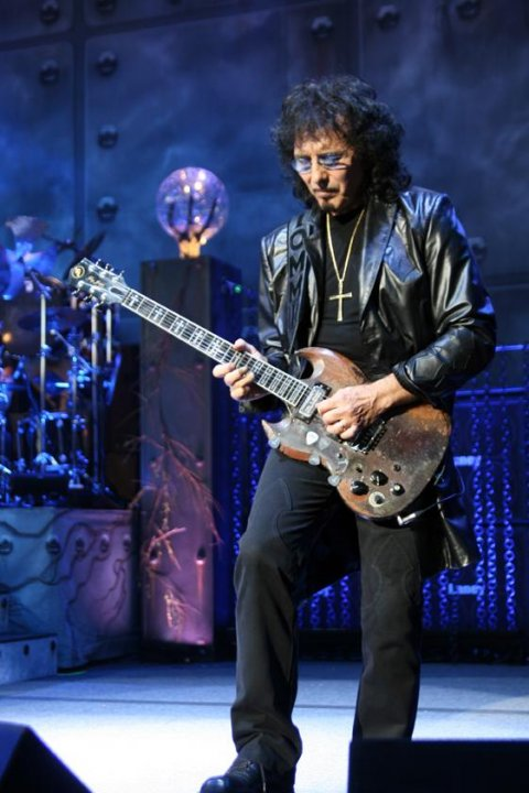 black sabbath - tony iommi - 2010