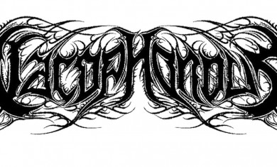 cacophonous records - logo