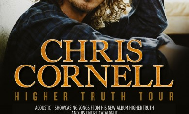 chris cornell - tour - 2016