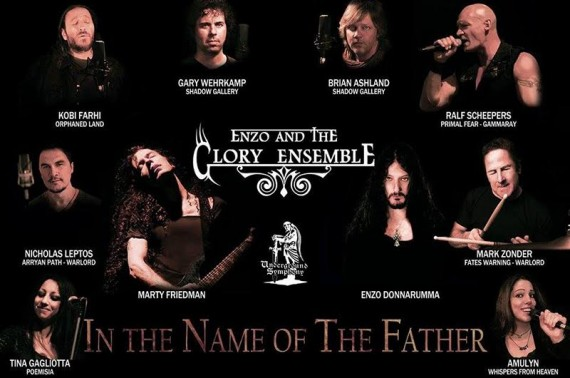 enzo and the glory ensemble - band - 2015