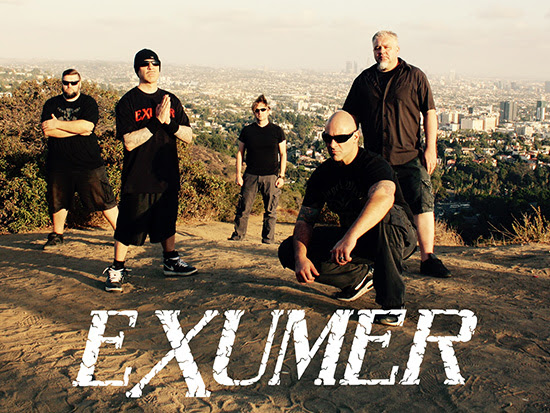 exumer - band - 2015