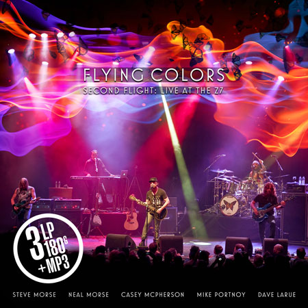 flying colors - Second Flight- Live At The Z7 - 2015