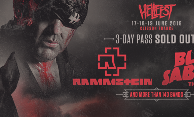 hellfest 2016 - sold out