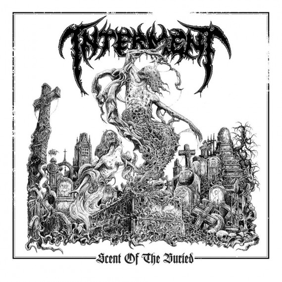 interment - scent of the buried - 2015