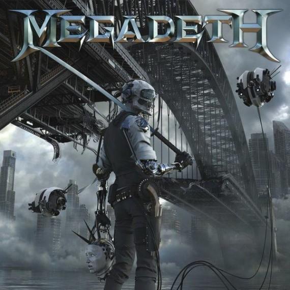 megadeth - dystopia -2016