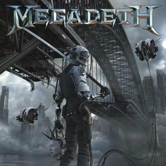 megadeth - dystopia -2016