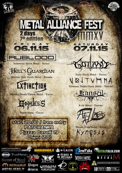 metal alliance fest 2015