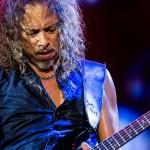 """METALLICA: Kirk Hammett presenta la sua nuova chitarra """"Nosferatu"""", in edizione limitatissima"""
