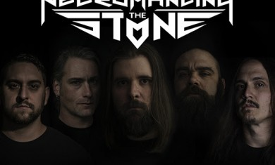 necromancing the stone - band - 2015